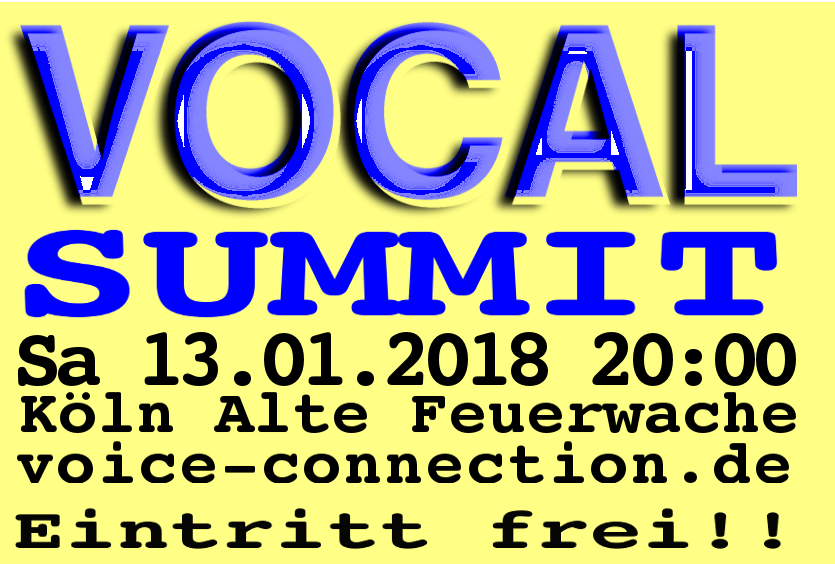 Link Vocal Summit